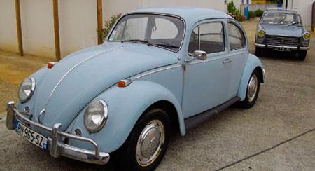 coccinelle vw 1967